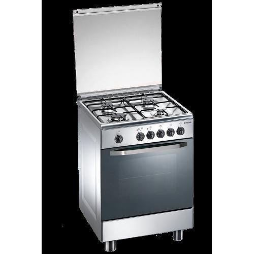 Cucina regal rc662xs 60x60 inox for Frigorifero 60x60